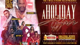 106.7 WTLC & BOOM 102.9 present the Holiday Affair